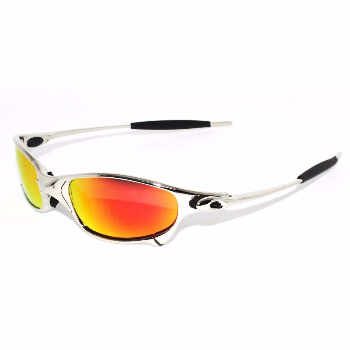 Oakley Sunglasses x-metal Juliet -  Silver with Red