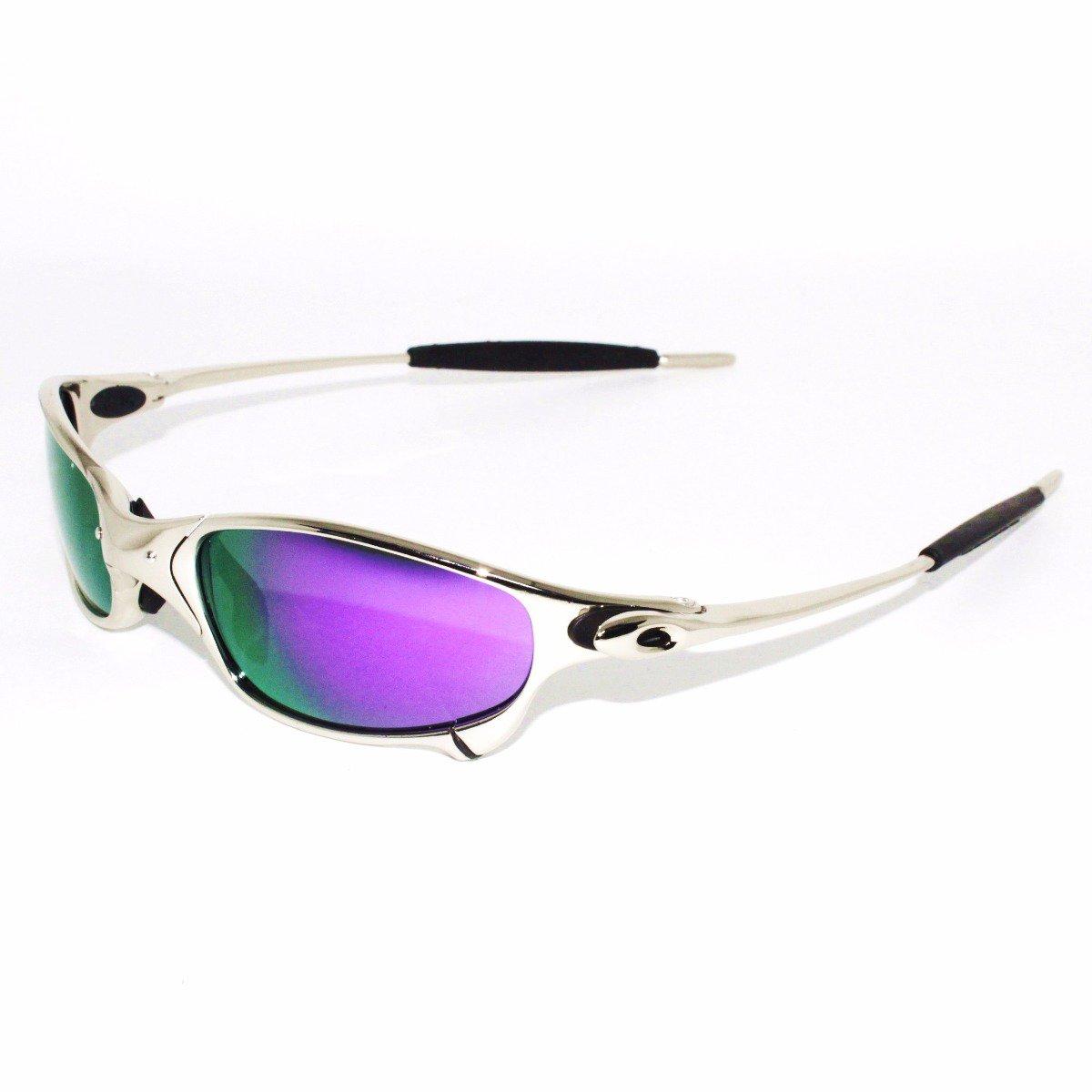 Oakley Sunglasses x-metal Juliet - Silver with purple