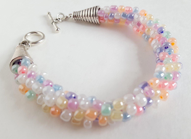 Spring Pastel Bracelet