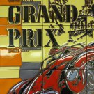 "Ceramic Tile Mural 18""x16"" Grand Prix Raceway racing racecar sports car Unique"