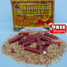 100 Adult Party Poppers (5 Boxes!) Mandarin Red Snaps SUPER LOUD! Adult Poppers! Fast Free Shipping!