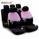 Car Seat Covers For Women Universal Fit Most Cars And Airbag Compatible Pink