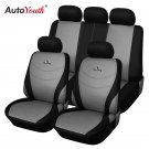Car Seat Cover Universal Fit Most Auto Seat Interior Accessories Seat Covers 3