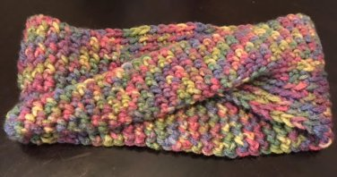 Multi Color Criss Cross Headband