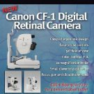 Canon CF-1 Mydriatic retinal camera