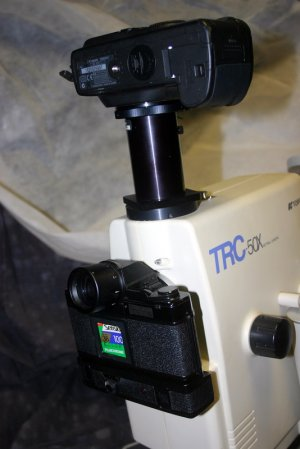 Topcon Digital upgrade adapter