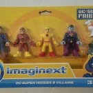 Fisher Price Imaginext Batman DC Super Heroes & Villains Pack - Bizarro - Flash