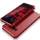 For Galaxy Note 8 Red Detachable Mofi - paragraph Shield PC Protective Back Cover Case