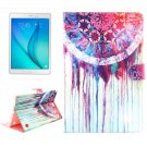 For Galaxy Tab A 9.7 T550 Dream Catcher Pattern Flip Leather Case with Holder, Card Slots & Wallet