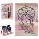 For iPad Pro 9.7 Dreamcatcher Pattern Flip Leather Case with Holder, Card Slots & Wallet