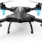 LANSENXI F69 2.4GHz 4-Axis 4CH Foldable Quadcopter with 1080P HD Camera