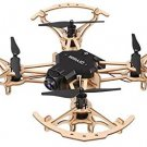 HELIWAY M2 DIY Building Wooden 4-Axis Quadcopter with Remote Control & 2MP Wifi Camera