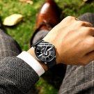 Fashion Stainless Steel Mesh Belt Quartz Wrist Watch SOKI - 8 colors