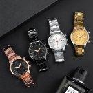 Ultra-thin Strip D-face Quartz Watch  (Delivery 15 days)- 8 colors