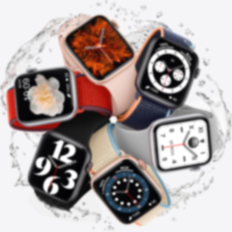 Elegant smartwatch with sports tracking - 4 colors