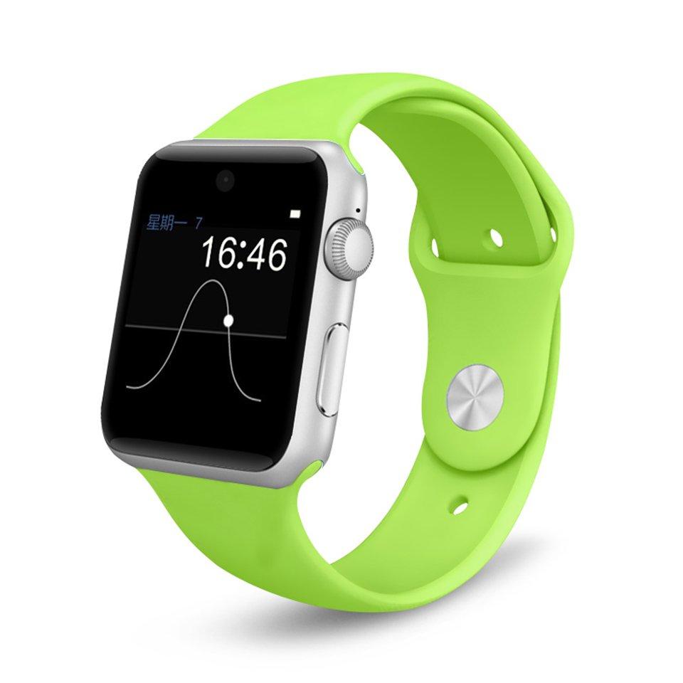 Illuminated Bluetooth Pedometer Smart Watch - 3 Colors