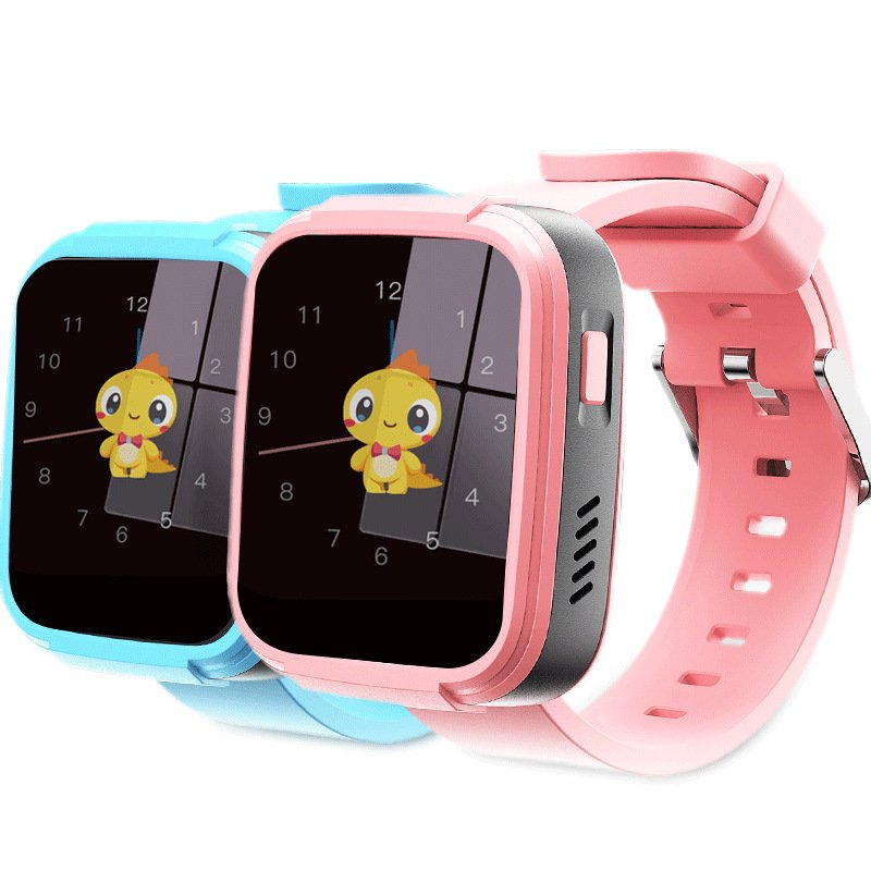 Plastic Android Platform Phone Watch for Kids - 3 Colors