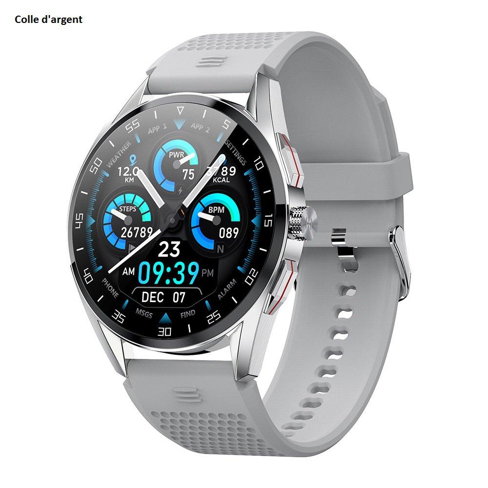 DIY Waterproof IP68 Bluetooth Smart Watch Call Button - 6 models