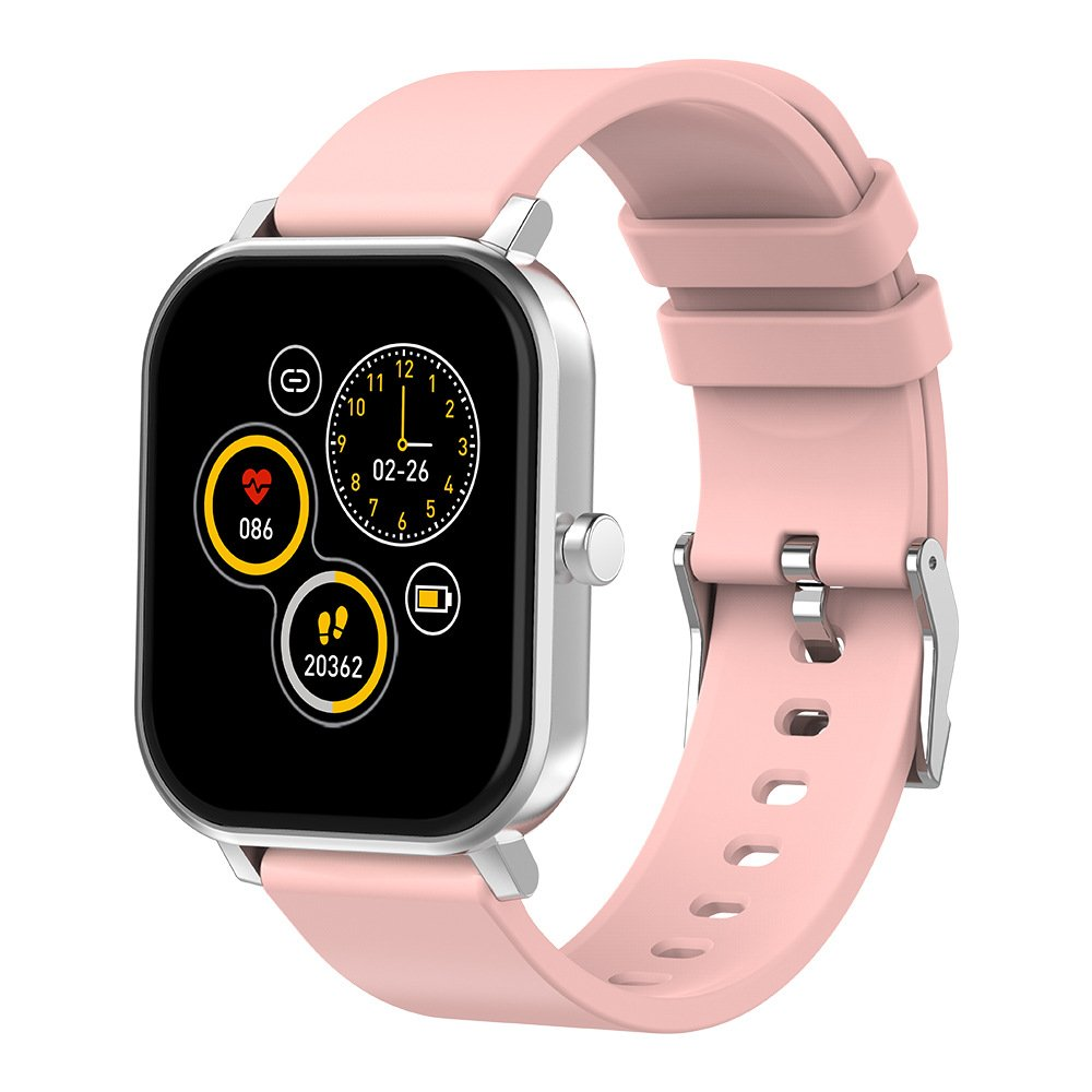 Smart Watch Health Monitoring Wireless Bluetooth Connection - 5 colors