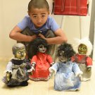Halloween Decoration Walking Dolls - 4 models