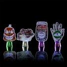 Halloween LED Pumpkin Skull Desktop Decoration - 9 models