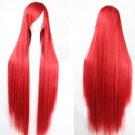 Cosplay 1 meter multi-color headgear wig - Models 7 to 9