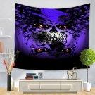Skull Halloween digital print tapestry, 2 sizes - Model N° 7