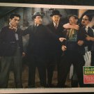 CHARLIE CHAN CITY IN DARKNESS LOBBY CARD, 20TH CENTURY FOX 1939, SIDNEY TOLER