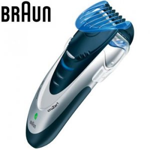 3-IN-1 CORDLESS RECHARGEABLE ELECTRIC SHAVER