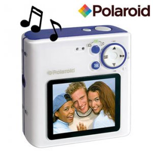 5.1 MP DIGITAL CAMERA /MP3 PLAYER