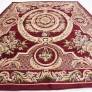 carpet perfect red  10 x13 nice clearance liquidation free shipping gift