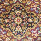 TOP OF THE LINE  Persian rug Qom 100% natural silk hand made hand knotted