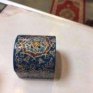 TRINKET BOX GIFT ART SALE CLEARANCE GOLD  BOX HANDICRAFT DECORATIVE