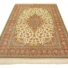 safavi design Persian silk carpet/rug qom handmade 100% pure silk 600/kpsi