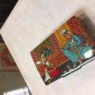 TRINKET BOX  ART DEAL SALE CLEARANCE GOLD JEWELRY BOX HANDICRAFT DECORATIVE
