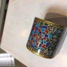 art trinket art box hand made gift decorative collectible master made