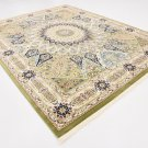 home decor TURKISH persia  rug Nain 8 x 10 superb quality perfect deal sale