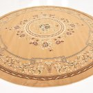 TURKISH rug round circle superb quality perfect deal sale