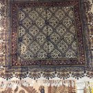 Woven  Wall Hanging Cotton Hand Made Home Decorpersian Art Natural