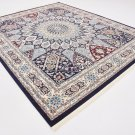 TURKISH persian design  rug Nain 8 x 10 superb quality perfect deal sale