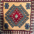 Genuine Persian hand knotted rug decorative natural dye&natural sheep's wool art