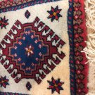 deal Persian hand knotted rug decorative natural dye&natural sheep's wool art