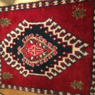 Genuine Aryan hand knotted rug decorative natural dye&natural sheep's wool art