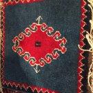 Genuine Persian hand made rug decorative natural dye&natural sheep's wool art
