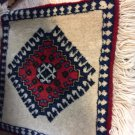oriental hand knotted rug decorative natural dye&natural sheep's wool art