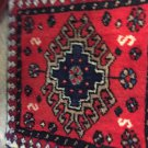 Persian hand knotted rug decorative natural dye&natural sheep's wool art