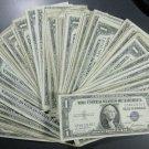 One Dollar Silver Certificate Bill