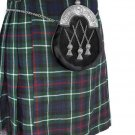 Scottish Black watch Tartan Traditional Highland dress Skirts Acrylic Wool Kilts