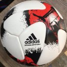 ADIDAS UEFA EUROPEAN QUALIFIER FIFA WORLD CUP SOCCER BALL THERMAL REPLICA SIZE 5