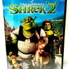 SHREK 2 - DVD - MIKE MYERS - CAMERON DIAZ - NEW - CARTOON - DREAMWORKS - MOVIE